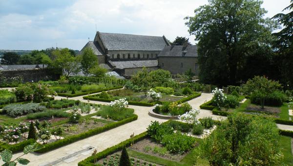 Abbaye Notre-Dame de Daoulas