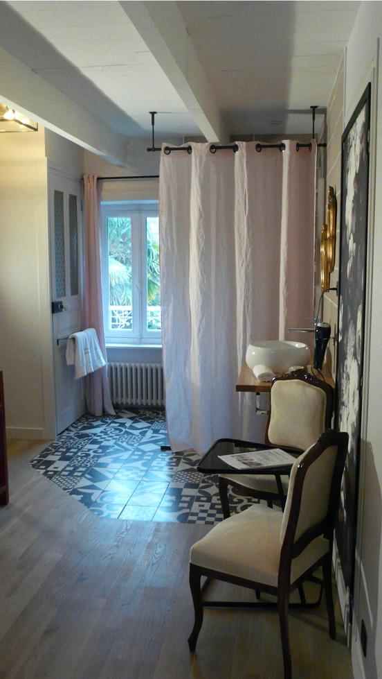 hôtel ou chambre d'hôtes en Finistère près de Quimper Crozon Morgat Brest