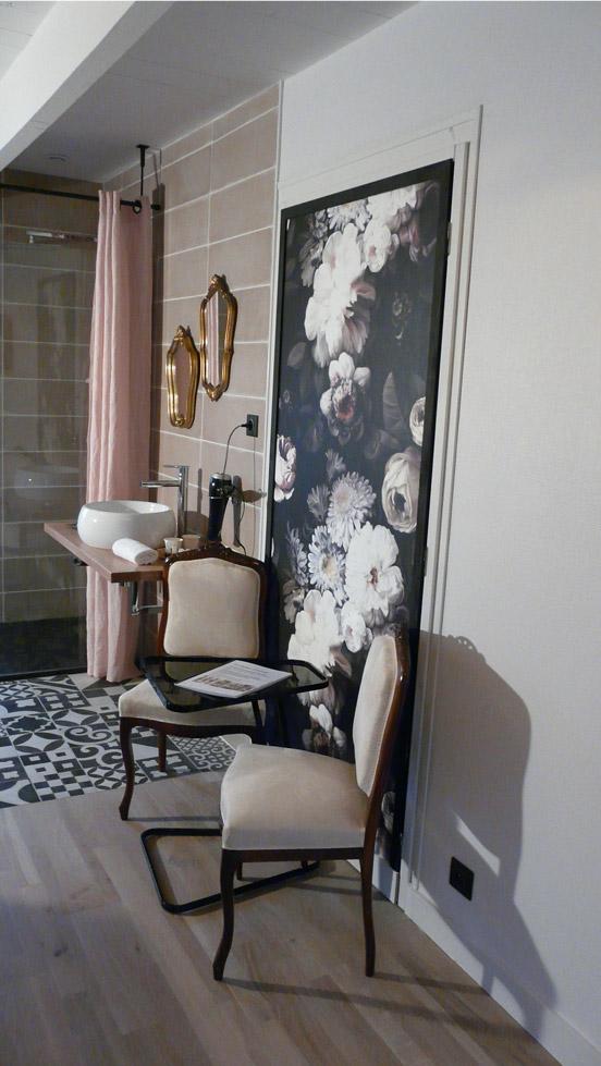 maison d'hôtes décoration soignée et bien-être en Bretagne