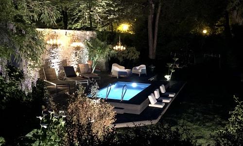 Chambre d'hôte avec piscine Bretagne près de Crozon